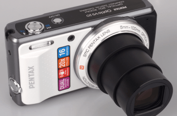 Pentax Optio VS20 Manual, for Modern Compact Camera from Legendary Manufacturer 1