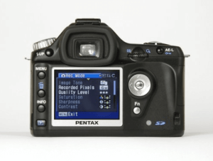 Pentax *ist DL2 Manual for Your Best Companion to Begin Photography