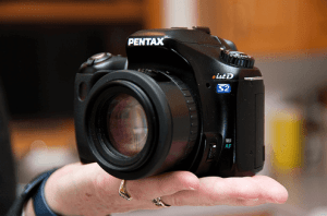 Pentax ist DS2 Manual