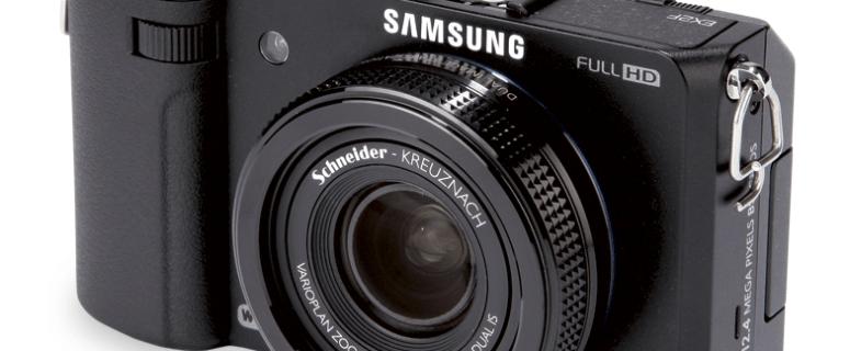 Samsung EX2F Manual for Your Samsung DSLR Camera Sidekick 6
