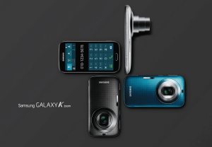 Samsung Galaxy K Zoom Manual for Samsung's Smartphone Camera with 10x Optical Zoom