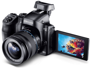 Samsung NX30 Manual, Manual of Samsung Premium DSLR Camera