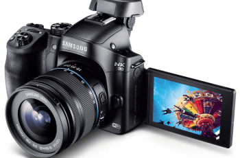 Samsung NX30 Manual, Manual of Samsung Premium DSLR Camera 2