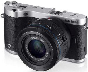 Samsung NX300 Manual for Samsung's Stylish Camera with Built-In Wi-Fi