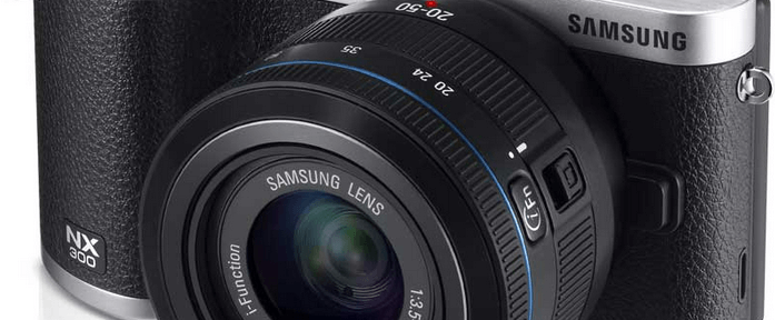 Samsung NX300 Manual for Samsung's Stylish Camera with Built-In Wi-Fi 3