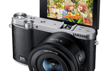 Samsung NX3000 Manual for the Successor of NX Mini 2