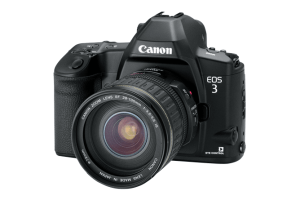 Canon EOS 3 Manual for Canon Fast Auto Focus SLR Body to Revive Your Old Lenses