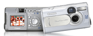 Canon PowerShot A310 Manual and Detail Specification