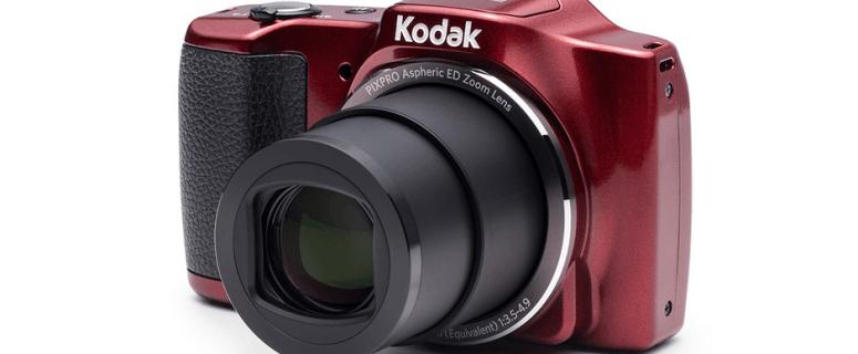 Kodak FZ201 Manual, Manual of Real Compact Travel Camera 4