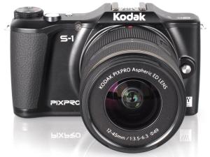 Kodak S-1 Manual for Outstanding Micro Four-Third Lens Camera from Kodak