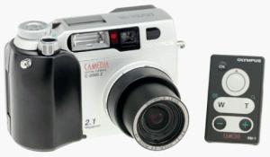 Olympus C-2000 Zoom Manual for Your Olympus Classic Compact Camera