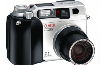 Olympus C-2000 Zoom Manual for Your Olympus Classic Compact Camera 1