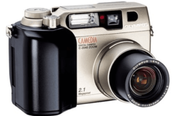 Olympus C-2040 Zoom Manual for Olympus Superb Camera with Classical Look 1