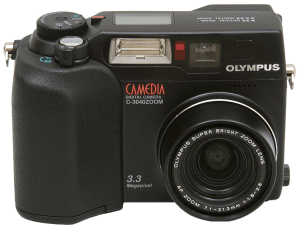 Olympus C-3040 Zoom Manual User Guide and Detail Specification