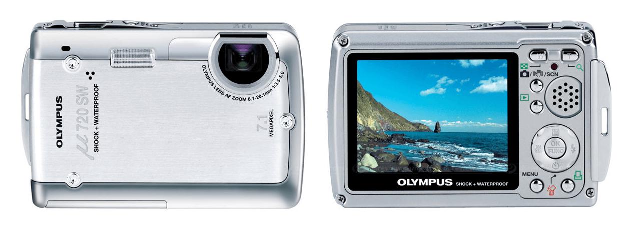 Olympus Stylus 720 SW Manual, Manual for Olympus Most Adventurous Camera 1