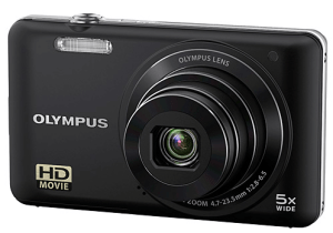Olympus VG-140 Manual for Cheerful Compact Camera with 14MP from Olympus