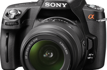 Sony Alpha A290 Manual and Detail Review 2