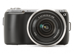 Sony NEX-C3 Manual for World's smallest and lightest interchangeable lens CSC