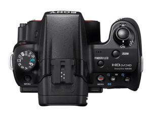 Sony SLT-A37 Manual for Next SLT Generation with Revised Sensor