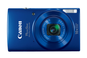 Canon PowerShot 190 IS Manual User Guide and Specification