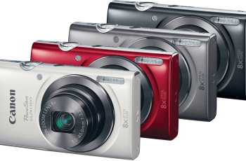 Canon PowerShot ELPH 160 Manual User Guide and Specification