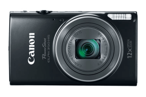 Canon PowerShot ELPH 350 HS Manual for Canon's Great Ultra-Compact with 20MP
