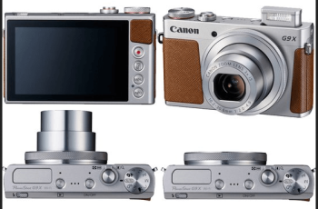 Canon PowerShot G9 X Manual for Your Canon's Stylish Compact 2