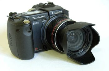 Canon PowerShot Pro 1 Manual User Guide and Detail Specification 1