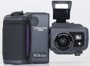Nikon 995 Manual User Guide and Detail Specification