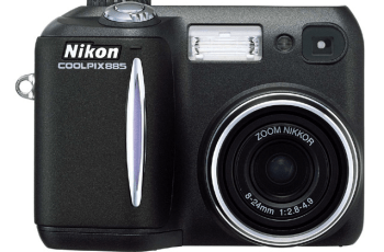 Nikon Coolpix 885 Manual for Nikon Superb High Performance Compact 1
