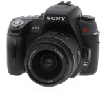 Sony A550 Manual for Sony Awesome Mid-end SLR with Acceptable Price 10