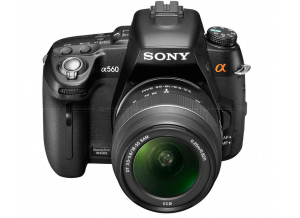 Sony A560 Manual for Powerful Mid-level DSLR with Latest Exmor Sensor