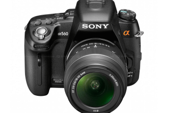 Sony A560 Manual for Powerful Mid-level DSLR with Latest Exmor Sensor 1
