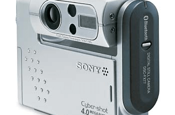 Sony DSC F1 Manual for Sony's Decent Pocket Camera with Swivel Lens