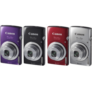 Canon PowerShot ELPH 135 Manual User Guide and Specification