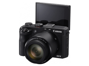 Canon PowerShot G3 X Manual for Canon Superior Control, Design, and Features Camera