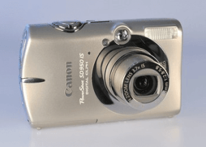 Canon PowerShot SD950 IS Manual User Guide and Detail Specification