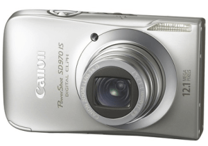 Canon PowerShot SD970 IS Manual for Canon Amateur-Friendly Compact Camera
