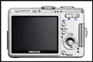 Pentax Optio S55 Manual User Guide and Detail Specification