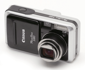 Canon PowerShot S80 Manual For Canon's Compact with DSLR Technology