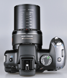 Canon PowerShot SX10 IS Manual, Manual for Canon 10 MP Semi-DSLR Camera