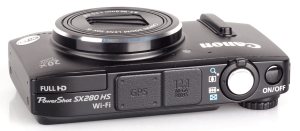 Canon PowerShot SX280 HS Manual User Guide and Review