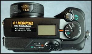Olympus C-4040 Zoom Manual for Olympus's Bright Lens Camera 1
