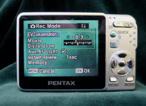 Pentax Optio S5z Manual User Guide and Detail Specification