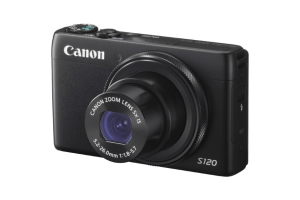 CANON POWERSHOT S120 Manual User Guide and Review,