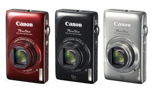 Canon PowerShot ELPH 510 HS Manual for Canon 12 Times Zoom-Capacity Camera