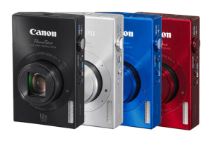 Canon PowerShot ELPH 520HS Manual User Guide and Detail Specification