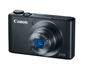 Canon PowerShot S110 Manual for Canon's Lavish Compact with High Level of Specs