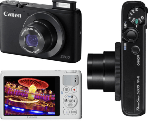Canon PowerShot S200 Manual User Guide and Detail Specification