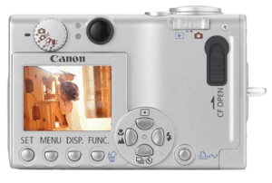 Canon PowerShot S500 Manual User Guide and Detail Specification